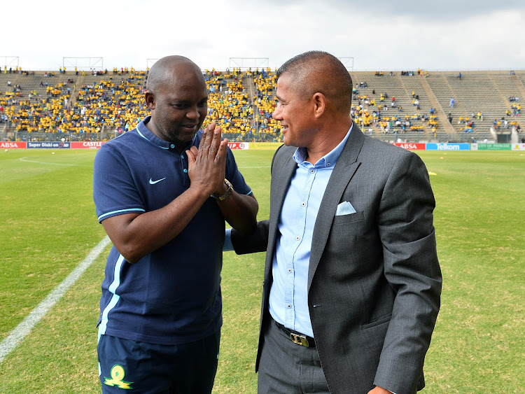 "Cavan Johnson has described working with Pitso Mosimane at Al Ahly as an ""honour""."