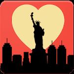 Lovestruck in NewYork Icon