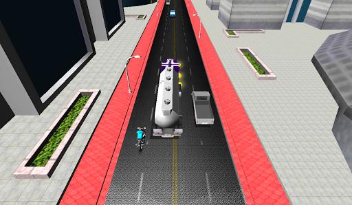 Bike City Highway screenshot 2
