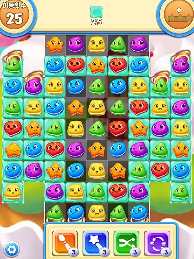 Macaron Pop : Sweet Match3 Puzzle android2mod screenshots 14
