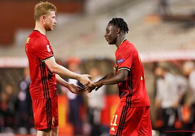Les compos d'Angleterre-Belgique: KDB capitaine, Meunier et Alderweireld titulaires, l'Angleterre sans Kane et Sancho