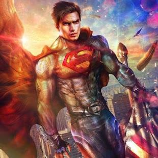 Superhero Wallpapers v13 - náhled