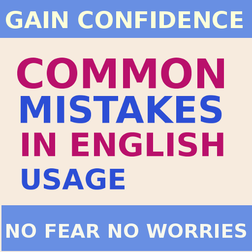 The Most Common Mistakes In English Usage Pdf