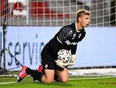 Jean Butez is géén titularis meer bij Antwerp FC