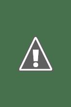 Photo: Detalj fra gelenderet, alt i Carrera marmor