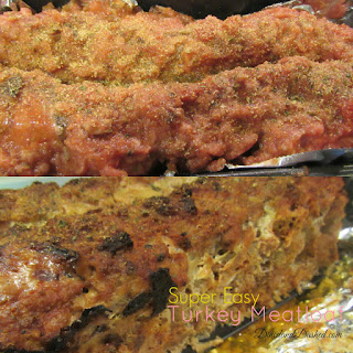 Easy to Make, Turkey Meatloaf