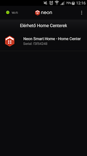 NEON Smart Home (Unreleased)- screenshot thumbnail