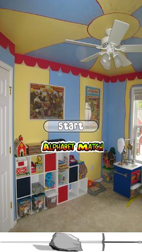 Alphabet For Kids Match Game
