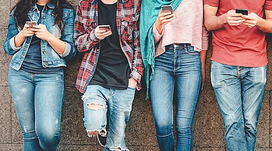 Huelga de móviles