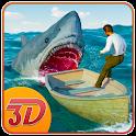 Shark Attack Simulator 3D icon