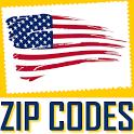 USA Zip Code icon