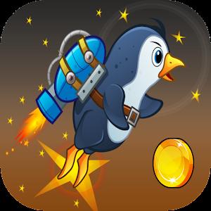 Penguin Flying Game