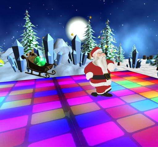 Dancing Santa - New Year Twist