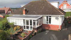 Detached dormer bungalow