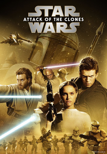 Star Wars Attack Of The Clones Movies On Google Play