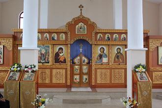 """Photo: Велинград, храм """"Икона на Пресвета Богородица """"Радост на всички скърбящи""""""""."""