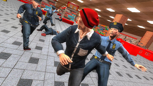 玩免費動作APP|下載スーパーマーケット強盗犯罪3D app不用錢|硬是要APP