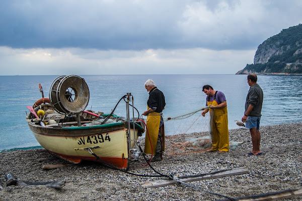 ritorno dalla pesca di danyds65
