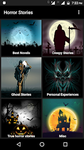 Horror Stories 2.2a APK Mod for Android 2
