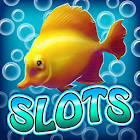 Slots - Lucky Fish Casino icon