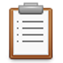 Share On Clipboard - Free icon