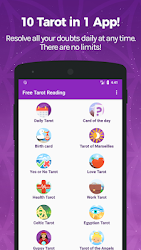 Download Free Tarot Reading - Online Tarot & Cards Meaning