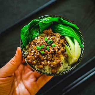 Braised Minced Pork Recipe