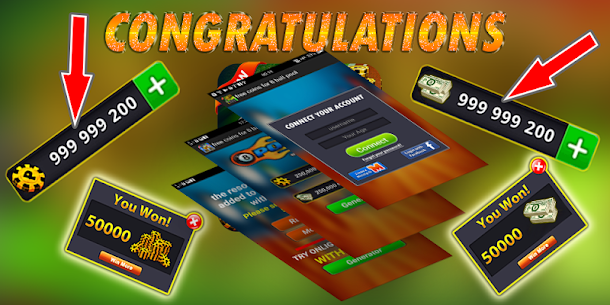 fast ball Pool Rewards – Daily Free Coins & cash 4