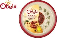 Angebot für Obela Hummus Sonnengetrocknete Tomaten im Supermarkt