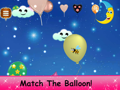Kids Balloon Learning Game - náhled