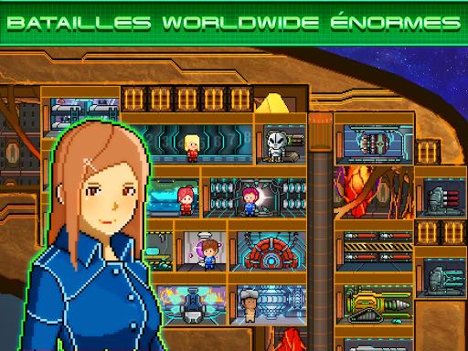 Pixel Starshipsu2122: Hyperspace  captures d'u00e9cran 11