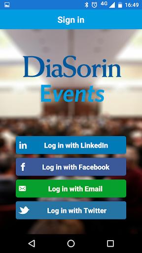 DiaSorin Events