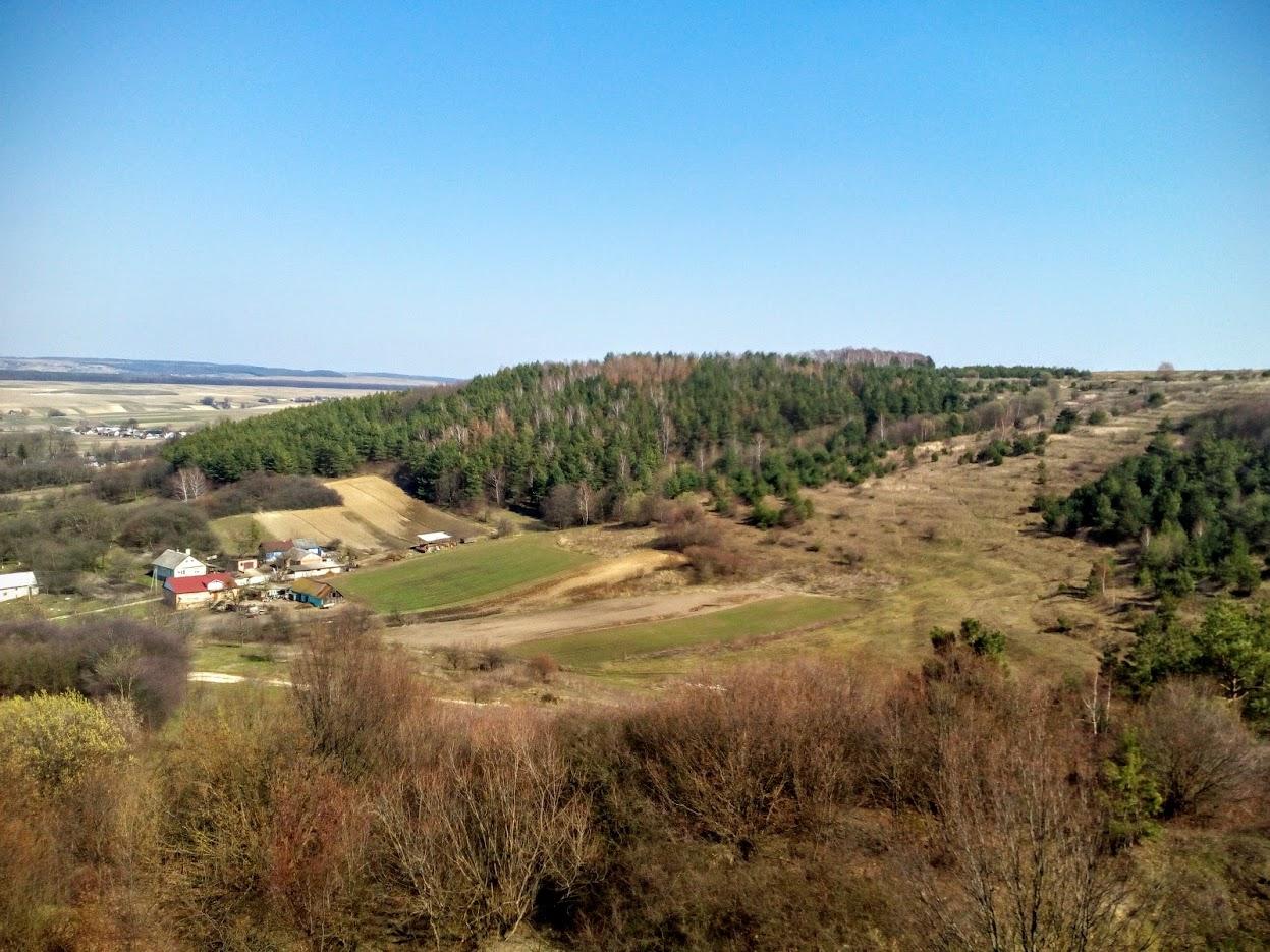гора Замкова