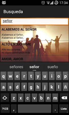 Coritos Cristianos 1.3 screenshot 2088783