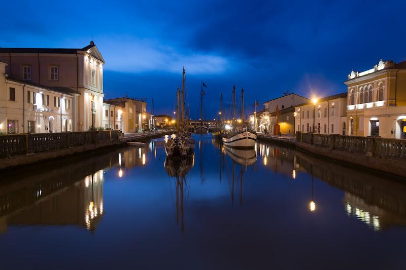porto canale di MARIA ELENA CAMILLI
