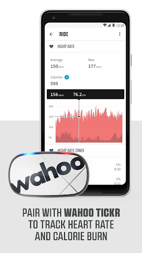 Wahoo Fitness: Workout Tracker 1.34.1.14 Screenshots 2