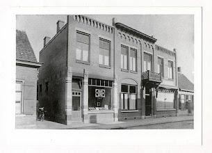 Photo: 1925 gebouwd De Posthoorn