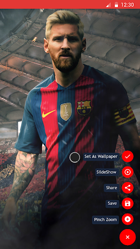 Messi Wallpapers Hd 4k Lionel Messi Fcbarcalone Apk Download