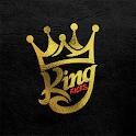King kicks icon