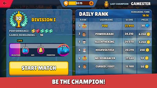 Football X u2013 Online Multiplayer Football Game screenshots 16