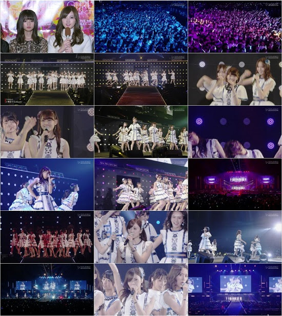 (TV-Music)(1080i) 乃木坂46 Part – TGC 2016 AUTUMN & WINTER 161028