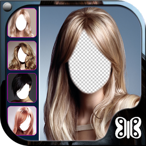 Hair Style Apps Beautiful Hair Style Salon  Android Apps On Google Play