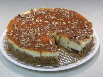 Turtle Cheesecake / Turtle Cheesecake Bars