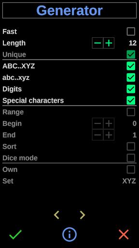Phrase Generator 1.00.01.002-lite screenshots 6