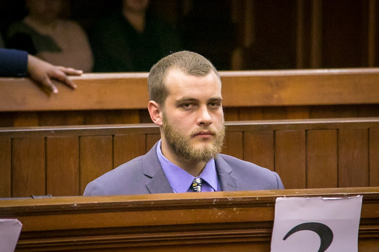 Savage' Henri van Breda gets three life sentences for family