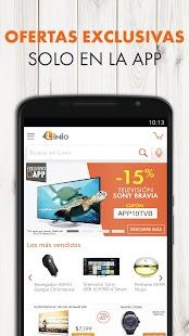 Linio - Tienda en línea- screenshot thumbnail