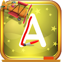 Alphabet ABC Kids : Letters Writing Games icon