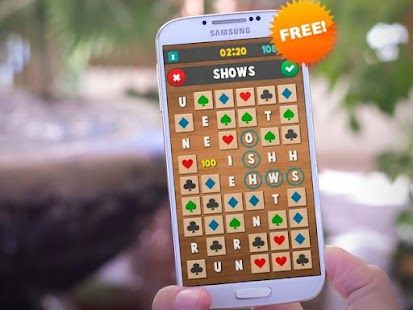 Word Crush - Free- screenshot thumbnail