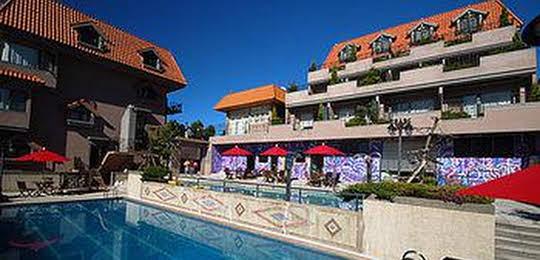 Chun Jing Hillview Villa
