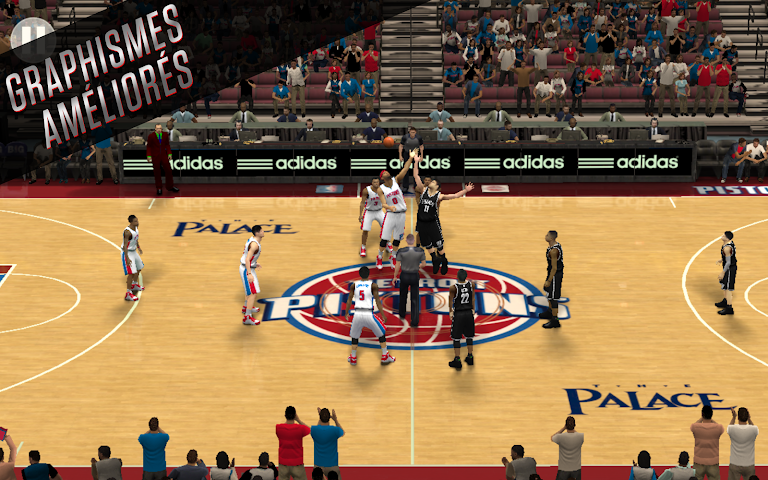 android NBA 2K16 Screenshot 5